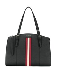 Bally Sveva Tote Bag Black