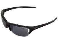 Tifosi Optics Radius Interchangeable Matte Black Smoke Ac Red Clear Lens Sport Sunglasses