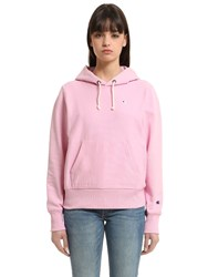Champion Hooded Cotton Sweatshirt
