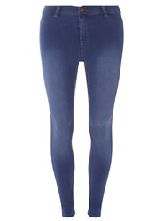 Dorothy Perkins Tall Bright Blue Frankie Jeans