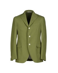 Alain Suits And Jackets Blazers Men Green