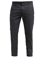Knowledge Cotton Apparel Chinos Anthrazit Anthracite