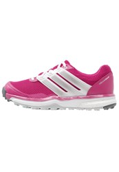 Adidas Golf Adipower Sport Boost 2 Golf Shoes Raspberry Rose White Matte Silver Pink