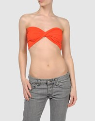 Paul Smith Topwear Tube Tops Women Red