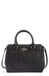 Salvatore Ferragamo Small Beky Satchel