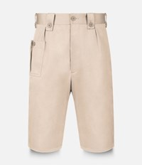 Christopher Kane Cargo Shorts Nude And Neutrals