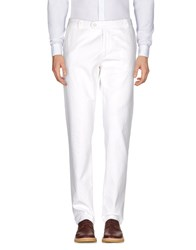 Authentic Original Vintage Style Casual Pants White
