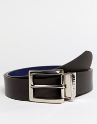 Esprit Belt Leather Reversible Black