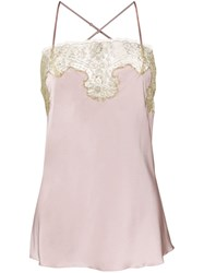 Gilda And Pearl Lace Trim Camisole 60