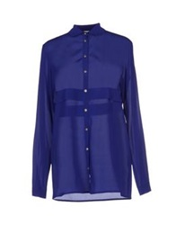 Alysi Shirts Blue