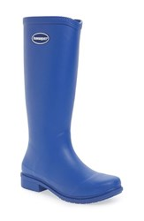 Havaianas Women's 'Galochas Hi Matte' Waterproof Rain Boot Marine Blue