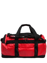 The North Face 71L Base Camp Duffle Bag Red