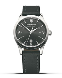 Victorinox Swiss Army Black Alliance Watch 40Mm