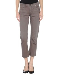 Citizens Of Humanity Casual Pants Grey