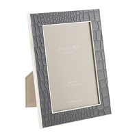 Addison Ross Dove Faux Croc Photo Frame 4X6