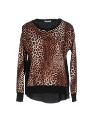 Hope Collection Blouses Camel