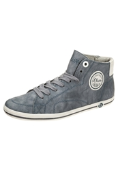 S.Oliver Hightop Trainers Denim Blue