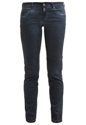 Only Onlhazel Slim Fit Jeans Ombre Blue Dark Blue