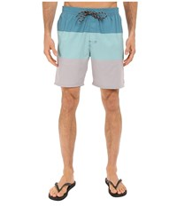 Rip Curl Trilogy Volley Walkshorts Mint Men's Swimwear Green