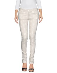 Girl By Band Of Outsiders Jeans Light Grey
