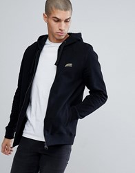 Barbour International Essential Hoody In Black