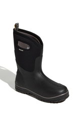 Bogs 'Classic Ultra' Mid High Rain Boot Men Black
