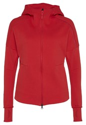 Adidas Performance Zne Tracksuit Top Ray Red