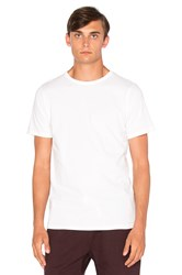 Saturdays Surf Nyc Brandon Tee White