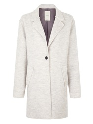 Numph Anna Coat Birch Melange