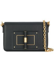 Tom Ford Natalia Shoulder Bag Black