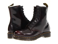 Dr. Martens 1460 W Cherry Red Arcadia Women's Lace Up Boots Tan
