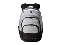 Rip Curl Overtime Static Black Backpack Bags