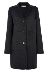 Damsel In A Dress Arosa Coat Charcoal