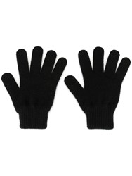 Zambesi Woodsman Gloves Black