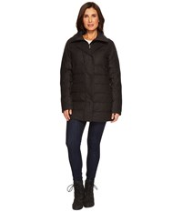 Nau Dual Down Jacket Caviar Heather Women's Coat Black
