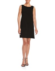 Trina Turk Brynne A Line Shift Dress Black