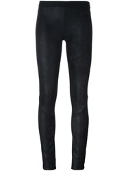 Ilaria Nistri Textured Legging Black