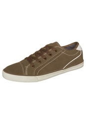 Pier One Trainers Taupe Brown