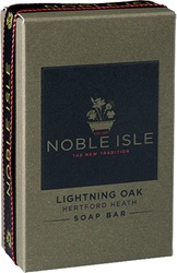 Noble Isle Lightning Oak Soap Bar Colorless