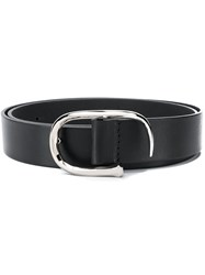Orciani Buckled Leather Belt 60