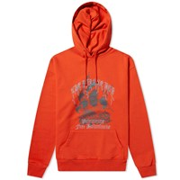 Vetements The Pirate Bay Hoody Red