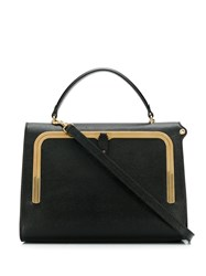 Anya Hindmarch Postbox Tote Bag Black