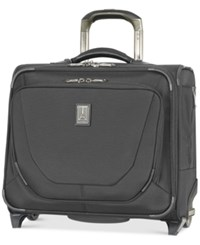 Travelpro Crew 11 16.5 Rolling Carry On Black