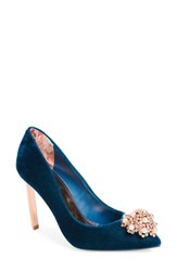 Ted Baker London Peetchv Embroidered Pump