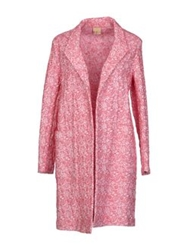 Chlotilde Full Length Jackets Pink