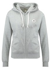 Converse Core Tracksuit Top Vintage Grey Heather Mottled Grey