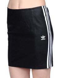Adidas Originals Skirts Mini Skirts Women Black