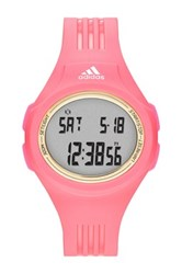 Adidas Women's Uraha Digital Watch Pink