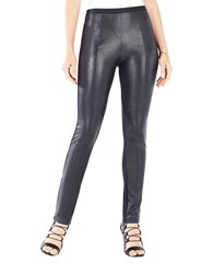 Bcbgmaxazria Maddex Faux Leather Leggings Black