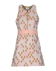 3.1 Phillip Lim Dresses Short Dresses Women Light Pink